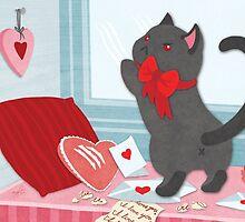 Love Cat by Missy Pena