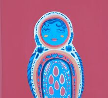 The Tiniest Matryoshka by apcomfort