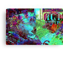 EDM Athena Canvas Print