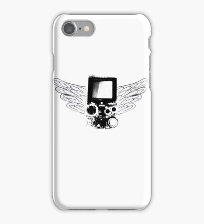 Winged Gameboy iPhone Case/Skin