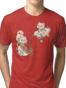 Kittea Time Tri-blend T-Shirt