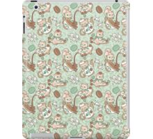 Kittea Time iPad Case/Skin