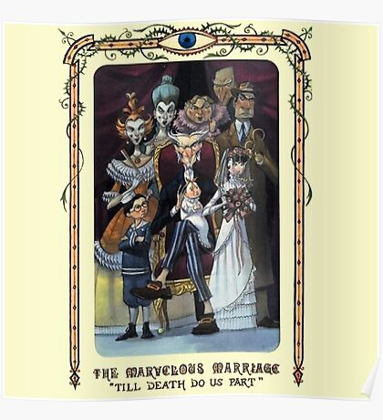 The Marvelous Mariage Poster