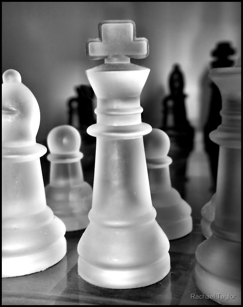 Checkmate by Rachael Taylor