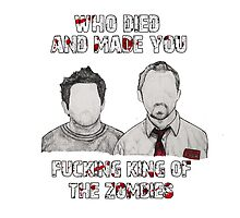 Shaun of the Dead by Lauraaan182