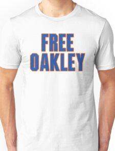 Free Charles Oakley - New York Unisex T-Shirt