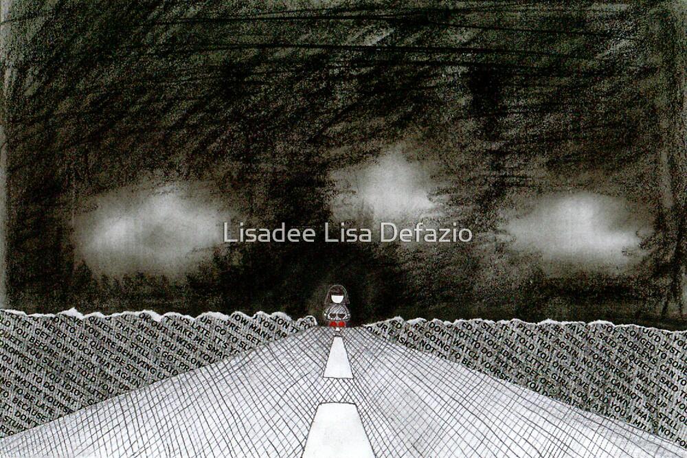 Clara's Clouds by Lisadee Lisa Defazio