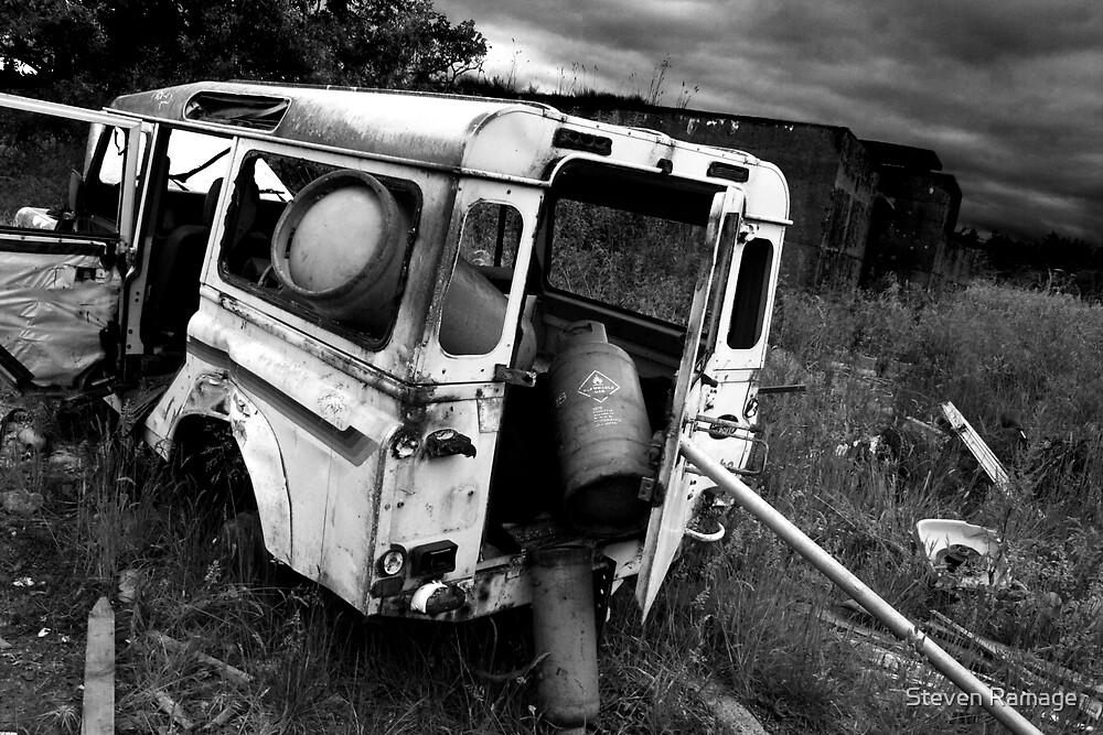 Jeep by Steven Ramage