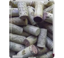 Wine Corks iPad Case/Skin