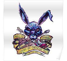Bunny Poster