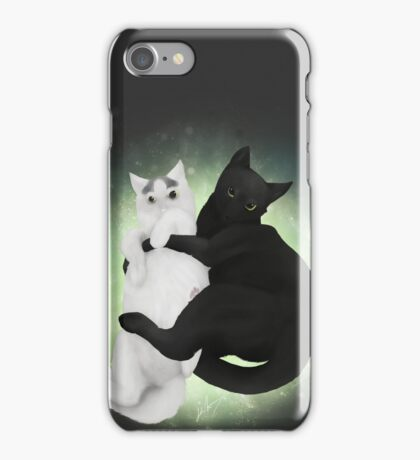 Toothless and Casper iPhone Case/Skin