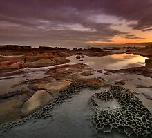 Merewether Rock Platform 5 by Mark Snelson