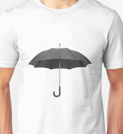 Umbrella For Showers. Baby Shower Umbrella. Bridal Shower Umbrella. Unisex T-Shirt