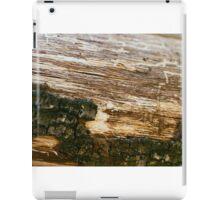 Log iPad Case/Skin
