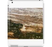 Log iPad Case/Skin