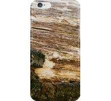 Log iPhone Case/Skin