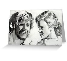 The Notebook Greeting Card