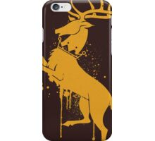 House Baratheon Shirt Game of Thrones iPhone Case/Skin