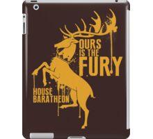 House Baratheon Shirt Game of Thrones iPad Case/Skin