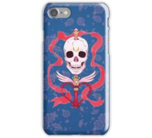 Moon Skull iPhone Case/Skin