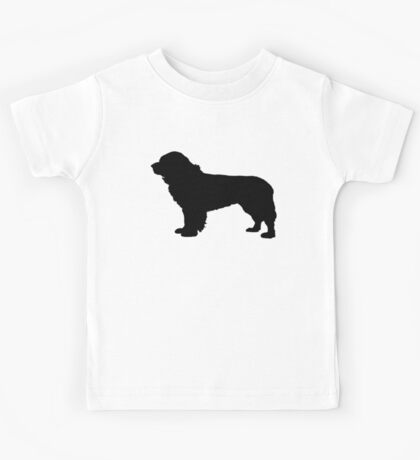 Newfoundland (Dog) Kids Tee