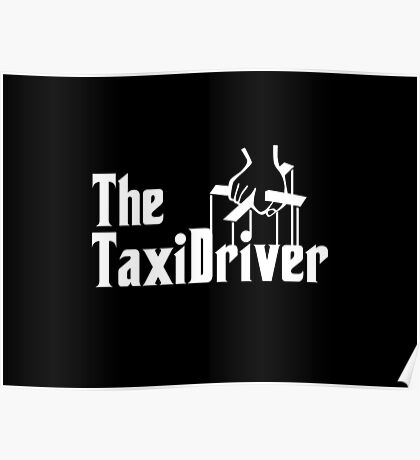The Taxi Driver Poster