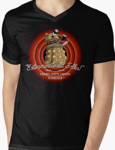 Exterminate All Folks! Mens V-Neck T-Shirt