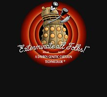 Exterminate All Folks! Unisex T-Shirt