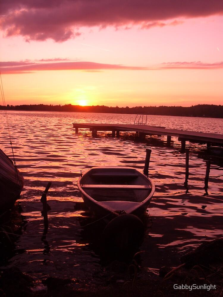 Fishing Boat by GabbySunlight
