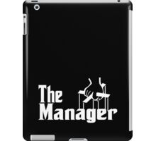 The Manager iPad Case/Skin