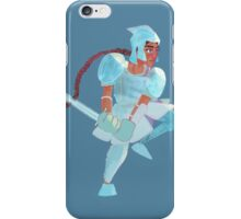 Social Justice Warrior iPhone Case/Skin