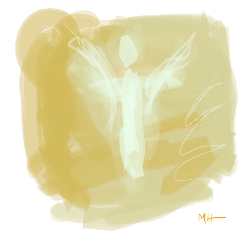 Angel's Wings by Martin Howard