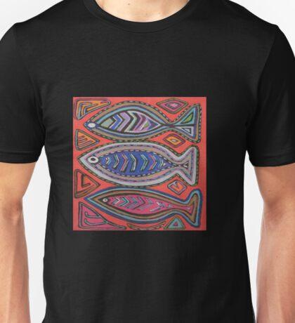 Three Fish Unisex T-Shirt