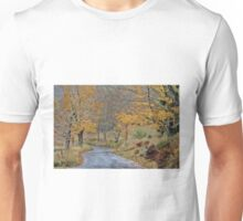 Moving On Down The Road Unisex T-Shirt