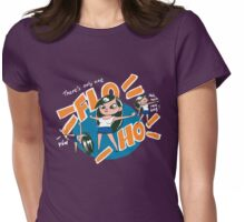 Flo Ho Womens Fitted T-Shirt