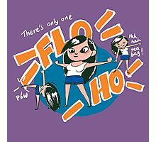 Flo Ho Photographic Print
