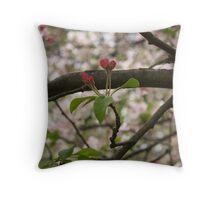 Springtime Hope Throw Pillow