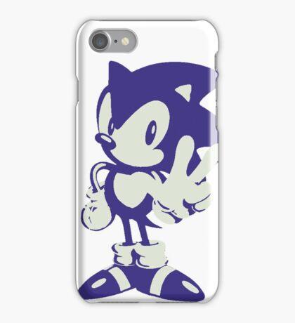 Minimalist Sonic iPhone Case/Skin