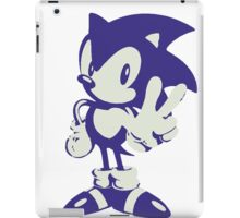 Minimalist Sonic iPad Case/Skin