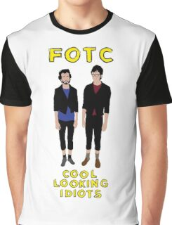 FOTC - Cool Looking Idiots Graphic T-Shirt
