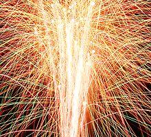 Fireworks 2 by Janine  Hewlett