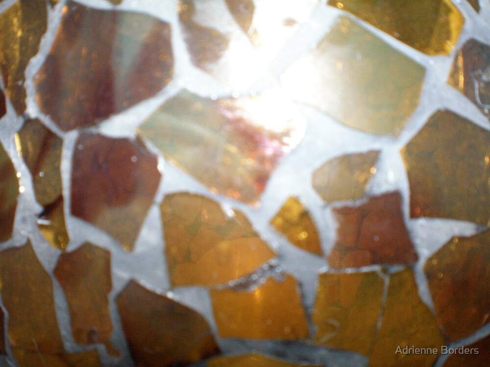 Broken by Adrienne Borders