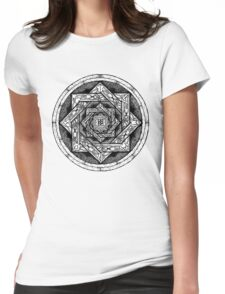 The Well of Urd Womens Fitted T-Shirt
