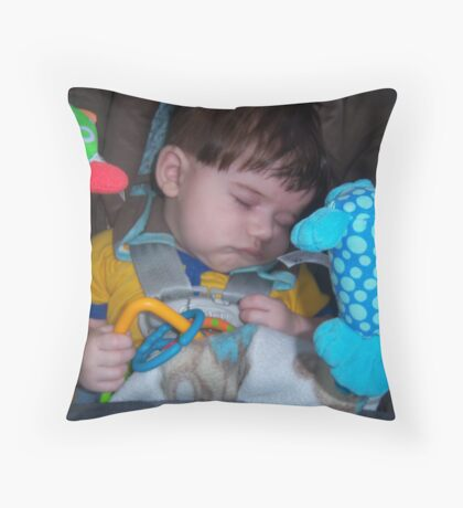 precious baby Throw Pillow