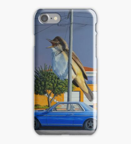 After The Fall, 2013, Oil on Linen. iPhone Case/Skin