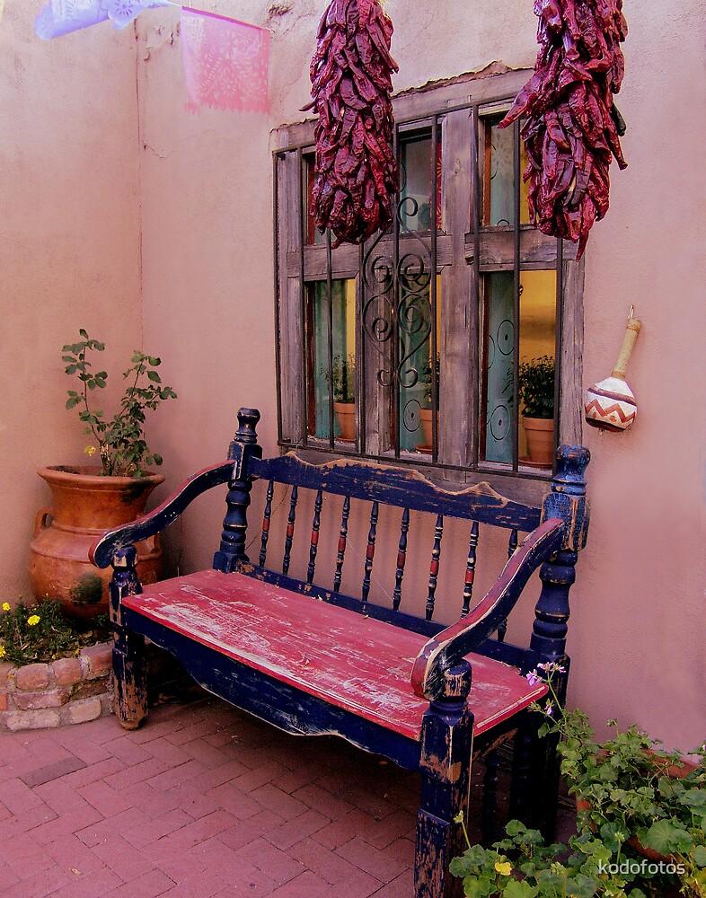 The Bench by kodofotos