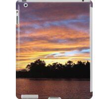 Mobile-Tensaw Delta Sunset iPad Case/Skin