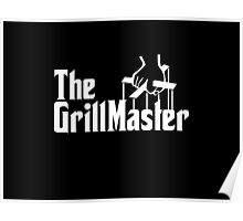 The Grill Master Poster