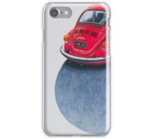 Red Beetle, Pencil on paper, 43x50cm, 2013. iPhone Case/Skin