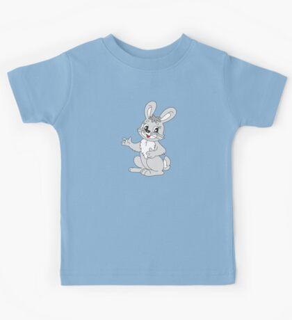 Cute Little Bunny Kids Tee